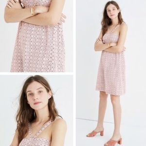 Madewell silk Dress new with tags